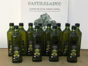 Caja de Aceite de 12 botellas de 1 litro